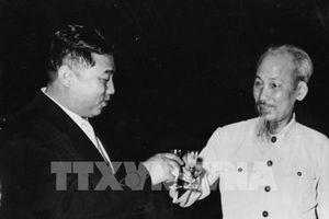 Quan hệ Việt Nam - Triều Tiên