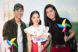 Thanh Duy - Khởi My và Kelvin Khánh chúc mừng cô giáo, Mai Phương xúc động khi xem phim của Cát Phượng vì đồng cảm mẹ đơn thân