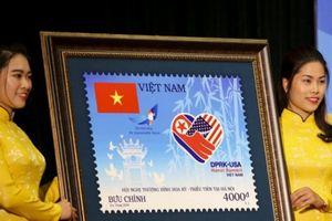 Ý nghĩa hòa bình của bộ tem mừng Hội nghị thượng đỉnh Mỹ - Triều