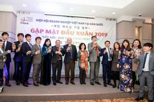 Doanh nhân, doanh nghiệp Việt Nam tiêu biểu khắp thế giới sẽ quy tụ tại Hàn Quốc