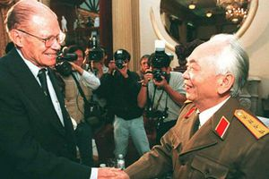 Đại tướng Võ Nguyên Giáp - Vị tướng thiên tài, Nhà lãnh đạo quân sự lỗi lạc của thế giới ở thế kỷ 20