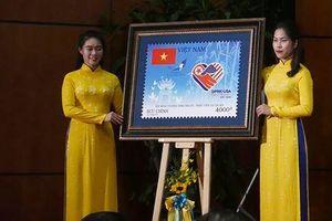 Phát hành bộ tem chào mừng Hội nghị thượng đỉnh Mỹ - Triều lần thứ 2