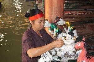 Làng Đào Thục- Nơi gìn giữ giá trị tinh hoa nghệ thuật rối nước