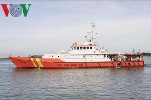 Va chạm tàu cá với tàu hàng hải: Một người chết, 1 người mất tích