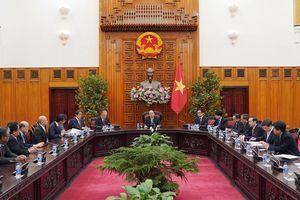 Quan hệ Việt Nam-Nhật Bản đang phát triển mạnh mẽ trên mọi lĩnh vực