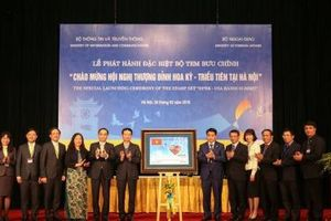 Việt Nam ra mắt bộ tem chào mừng Hội nghị Thượng đỉnh Mỹ - Triều