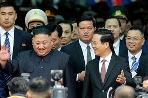 Tiết lộ câu nói đầu tiên của Chủ tịch Kim Jong-un khi đặt chân tới Việt Nam