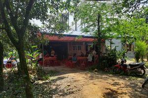Đốt tổ ong lấy mật, người đàn ông ở Quảng Nam thiệt mạng