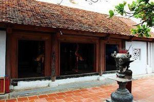 Thanh Hóa: Công nhận điểm du lịch Đền Cô Tiên
