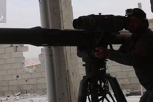 Phiến quân tấn công bằng tên lửa TOW của Mỹ, gần 30 binh sĩ SAA thương vong