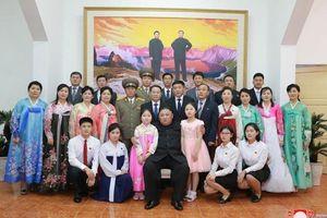 KCNA công bố hình ảnh hiếm về ngày đầu ông Kim Jong Un tại Việt Nam