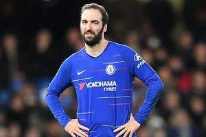 Juventus xua đuổi Gonzalo Higuain