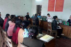 NHCSXH huyện Ba Vì: Tạo mọi điều kiện tốt nhất cho hộ nghèo tiếp cận vốn chính sách