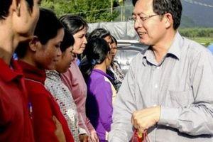 Bình Định: Di dời hơn 1.700 dân làm dự án hồ chứa nước nghìn tỷ