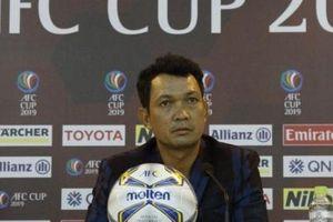 Thảm bại 0-10 trước Hà Nội FC, HLV CLB Campuchia nói gì?