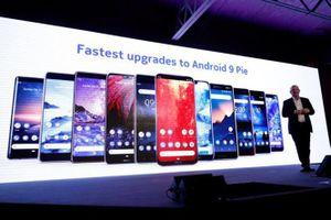Lượng điện thoại Android One tăng 250%