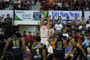 Biến động lớn ở đội bóng rổ Saigon Heat