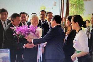 Chúc Mường Thanh Vientiane kinh doanh hiệu quả và có quan hệ tốt với nhân dân nước bạn Lào anh em