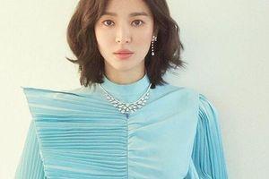 Song Hye Kyo diện váy chất lừ sau tin đồn ly hôn