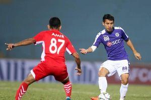 Những cột mốc quan trọng trong chiến thắng kỳ lạ của Hà Nội FC trước Naga World