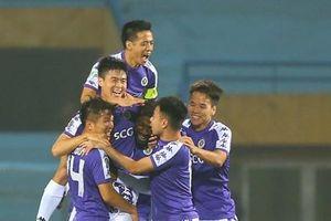 Cận cảnh Hà Nội FC thắng 10-0, thiết lập kỷ lục tại AFC Cup