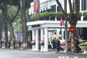 Thượng đỉnh Mỹ-Triều: Thắt chặt an ninh khu vực khách sạn Metropole