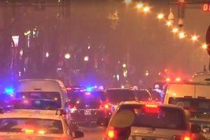 Video đoàn xe chở ông Kim Jong-un đến Metropole họp thượng đỉnh