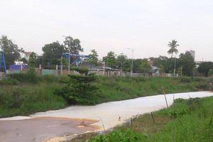 Yêu cầu chủ KCN Sóng Thần có tuyến thoát nước riêng, giám sát xả thải gây ô nhiễm ra kênh Ba Bò