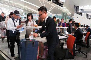 Ưu tiên thủ tục hàng không phóng viên nước ngoài dịp Hội nghị Mỹ - Triều