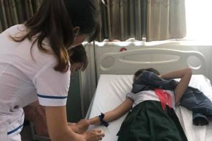 16 học sinh Quảng Nam ngộ độc sau uống trà sữa