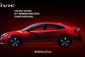Honda Civic 2019 nhập Thái sắp ra mắt khách hàng Việt