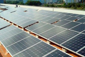 Bùng nổ dự án điện mặt trời