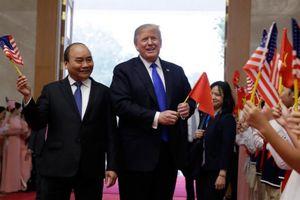 Tổng thống Trump: Tổ chức thượng đỉnh Mỹ-Triều tại Việt Nam có ý nghĩa quan trọng