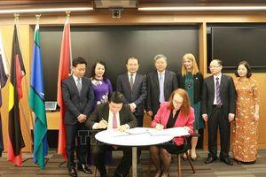Việt Nam - Australia hợp tác thúc đẩy giáo dục về quyền con người