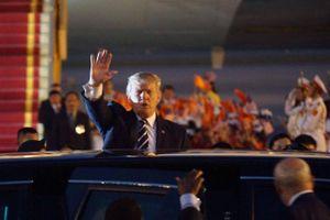 Quốc tế nổi bật: Cuối cùng ông Trump cũng tới
