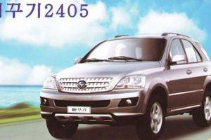 Ô tô tại Triều Tiên có giá siêu rẻ, chỉ từ 21 triệu VNĐ