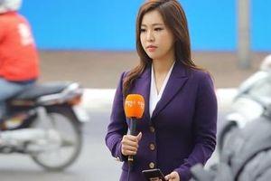 Xinh...như phóng viên tác nghiệp tại thượng đỉnh Mỹ-Triều lần 2