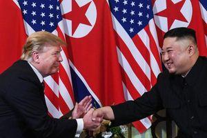 Thượng đỉnh Mỹ-Triều lần 2: Trump-Kim bắt tay lịch sử tại Hà Nội