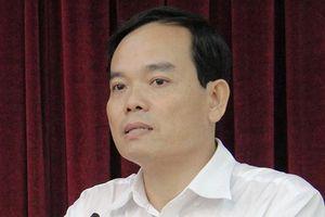 Chân dung tân Phó Bí thư Thường trực Thành ủy TPHCM Trần Lưu Quang