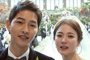 Đại diện Song Joong Ki trực tiếp đáp trả báo Trung trước tin đồn ly hôn của cặp đôi