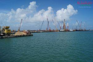 Cho phép Hòa Phát nhận chìm 15,39 triệu m3 vật chất xuống biển