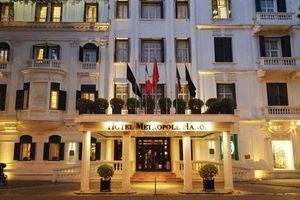 Hình ảnh khách sạn Metropole Việt Nam 'lung linh' trên báo Mỹ ngay trong thượng đỉnh
