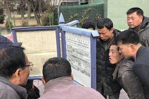 Cảm động cách người dân Triều Tiên theo dõi tin tức Chủ tịch Kim tại Hà Nội