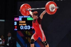 Á quân cử tạ châu Á của Việt Nam dính doping, có thể bị cấm 8 năm