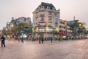 'Phong tỏa' 10 tuyến phố trong ngày chính thượng đỉnh Mỹ - Triều