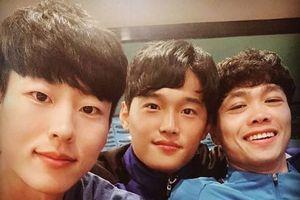 Công Phượng khoe ảnh hội đồng niên ở Incheon United
