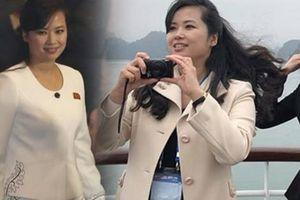 Nữ ca sĩ quyền lực nhất Triều Tiên khoe sắc cùng các bóng hồng tại Vịnh Hạ Long