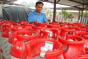 Giá gas đồng loạt tăng tại TP Hồ Chí Minh