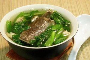 Ăn cá rô đồng mỗi ngày theo cách này, bệnh gout lui ngay