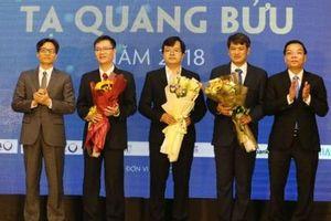 8 nhà khoa học được đề cử giải thưởng Tạ Quang Bửu 2019